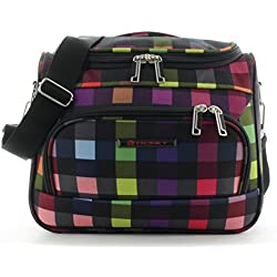 Franky Beautycase BC – Multi Color Check