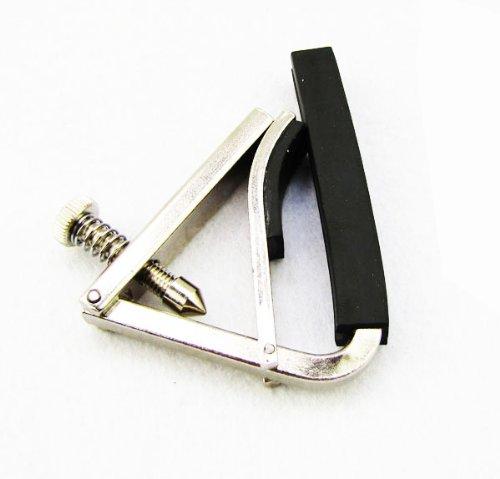 Newsbenessere.com 413OZUiyyVL Alice Chitarra Capos Design capotasto mobile per chitarra acustica o chitarra elettrica