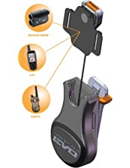 S4Gear Sidewinder EVO Retractable Tether System for use with range finders by Nikon,Bushnell,Leupold and more. by S4