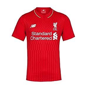 2015-2016 Liverpool Home Football Shirt (Kids) from Warrior Sports
