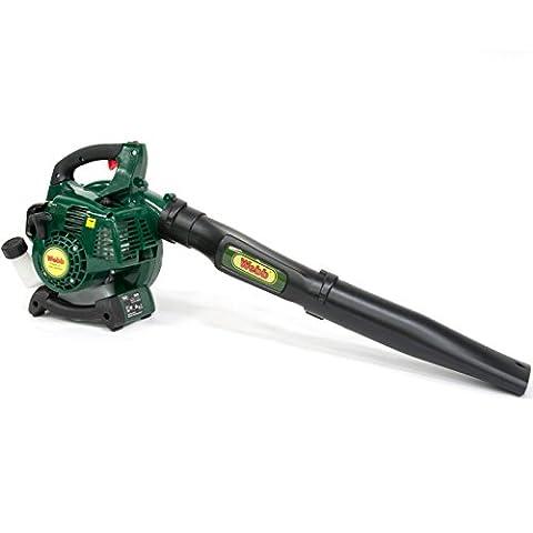 Webb bv26Bleu pétrole Garden Vacuum & Leaf Blower with 26cc
