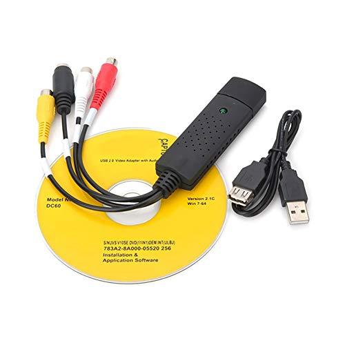 ZUZU USB-Videoaufnahmegerät, USB 2.0 Einfach zu Bedecken - Spiel-capture-karte