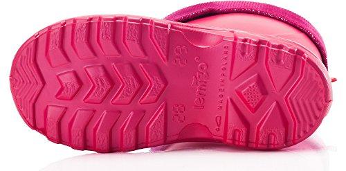 Lemigo Kinder Gummistiefel Termix 861 pink Größe26/27 pink