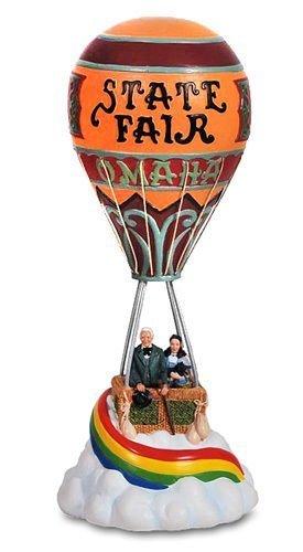 San Francisco Music Box Company Wizard of Oz State Balloon Fair 11