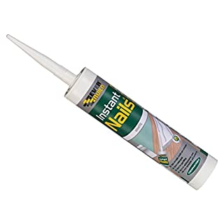 Everbuild INST 310ml Instant Nail Sealant - White