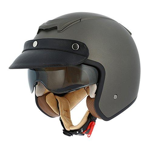 Astone Helmets Casco de moto Jet Sportster SPORT2M-WHL