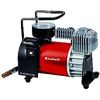 Einhell 2072121 Compresor de Automocion CC-AC 35/10 12 v Presión Trabajo 10 Bar, Rojo