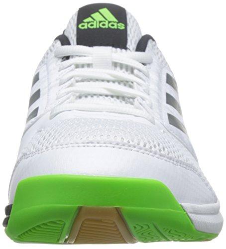 adidas Multido Essence, Chaussures de Handball Homme Noir - Negro (Ftwbla / Nocmét / Versol)