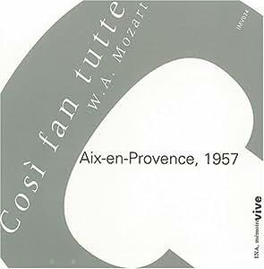 Cosi Fan Tutte / Aix-en-Provence 1957