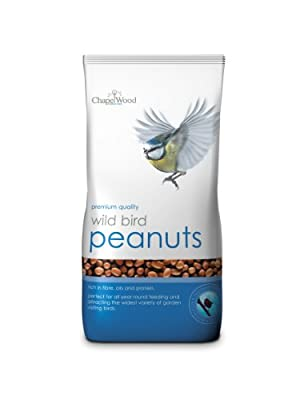 Chapelwood 1Kg Premium Wild Bird Peanuts from Chapelwood