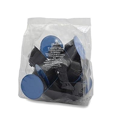 160 capsules compatibles Nescafè Dolce Gusto, thé noir au citron, paquet de 160 capsules compatibles avec machines dolce gusto, capsules dolce gusto sans sucre, capsules compatibles