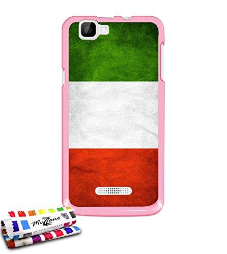 carcasa-flexible-ultra-slim-wiko-rainbow-de-exclusivo-motivo-bandera-italia-rosa-de-muzzano-estilete