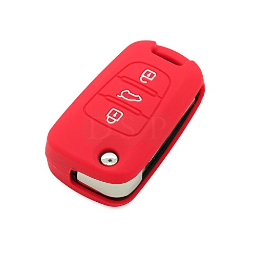 fassport-silicone-cover-skin-jacket-fit-for-kia-3-button-flip-remote-key-cv3151-red