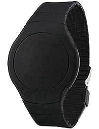 YPS Hombre Calendario pantalla táctil LED rojo reloj de pulsera digital WTH8272