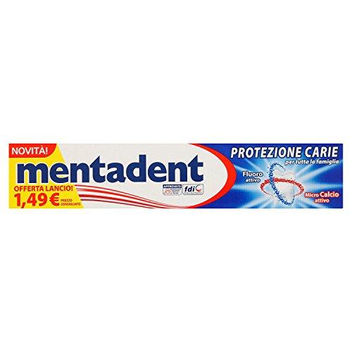 Mentadent Dentifricio Protezione Carie 75ml
