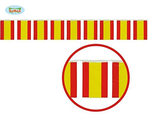 53 - Tasche: 50 m Nationale Flagge, Plastik, 20x30 cm ()