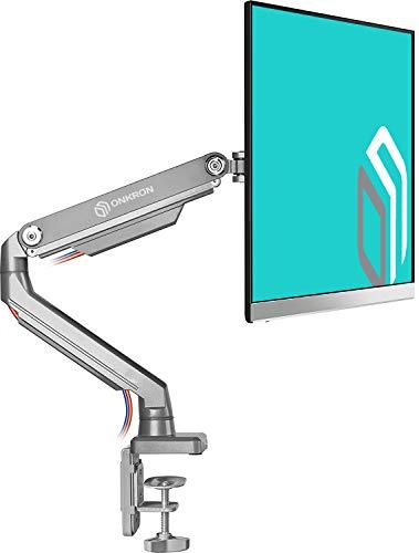 """ONKRON Soporte de brazo articulado para monitor de 17"""" - 32"""" pulgadas LCD LED QLED con VESA max. 100x100 mm MS80"""