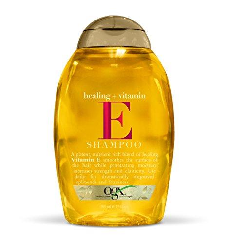 OGX Healing + Vitamin et Shampooing – Hair Shampoos (Women, Shampooing, Vitamin et, Water (Aqua), ammonium Lauryl sulfate, Cocamidopropyl Betaine, ppg2 hydroxyethyl Coco/isostearamide)