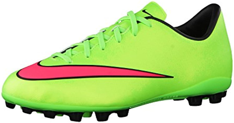 Nike Jr Mercurial Victory V AG - Zapatillas unisex, color verde, Verde, 38
