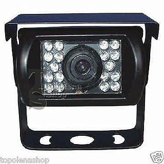 Rückfahrkamera Nachtsicht für Auto mit Halterung, eine Rückfahrkamera mit 18LED-erleichtern die Manöver-Parken...