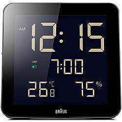 Braun BNC-014-BK Reloj