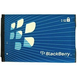 CS - 2 Original BlackBerry Li-Ion Akku für BlackBerry 7100, 8700, 8703, Curve 8530, 8520, 8330, 8320, 8310, 8300, Gemini 8520 Blackberry Curve 8700
