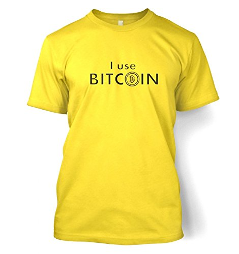 I Use Bitcoin t-shirt Daisy Gelb