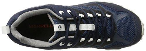 Merrell Mrs Moab Fst Gtx Scarpe Da Trekking E Da Trekking Blu (blu / Bianco)