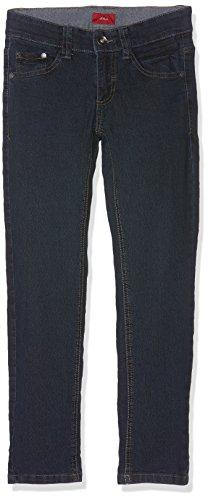 s.Oliver Jungen Jeans 61.709.71.3004 Blau (Dark Blue Denim Stretch 58Z8), 152 (Herstellergröße: 152/BIG)