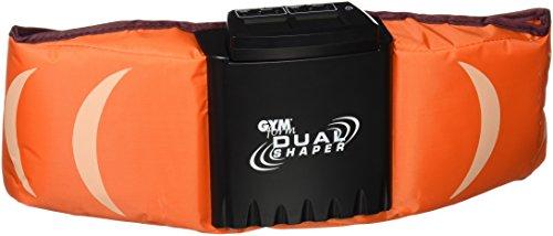 Gymform Dual Shaper - Cinturón de electromusculación