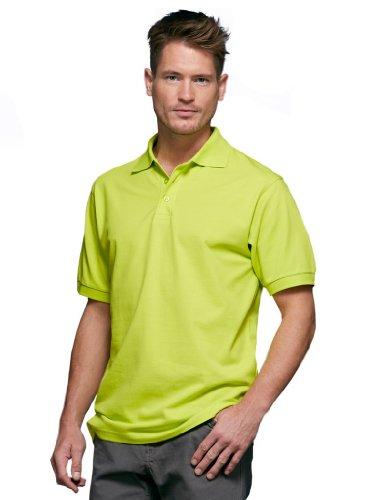 Klassisches Herren Poloshirt Brown