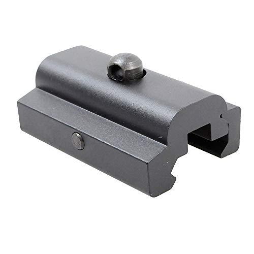 wivel Stud Adapter Aluminium Gewehr Zweibein Halterung für Harris Rail Mount Outdoor Jagd Werkzeug ()
