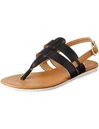 Lavie Women's 7650 Flats Fashion Sandals