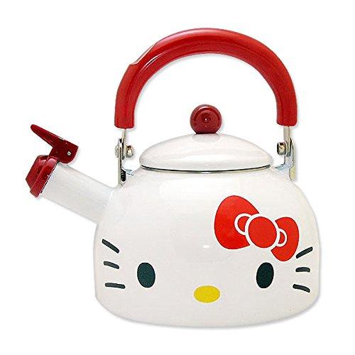 Kettle bollitore 16,5 centimetri] Ciao Kitty cucina [Toy] (Japan import / Il pacchetto e il manuale sono scritte in giapponese)