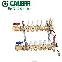 """'Caleffi 6686e5s1colector premontado 1con 5puntas 3/4"""""""