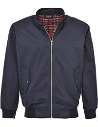 Harrington Jacket Retro/Mod/Scooter Size XS-3XL From £9.99 to 19.99