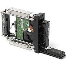 """ORICO HDD Enclosure, Hot Swap Sin Bandeja de 5,25 rack móvil para disco duro SATA de 3,5 """" - 3.5 SATA HDD interno Backplane Enclosure (Negro)"""