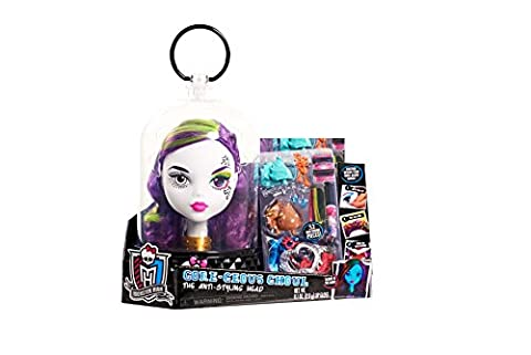 Monster High Blanc Tête à coiffer poupée
