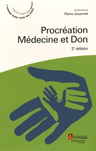 Procréation, médecine et don