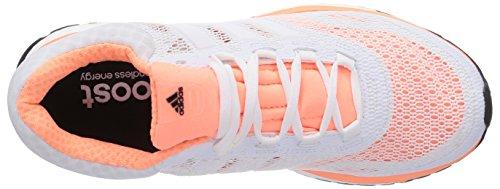 adidas Performance Response Boost, Scarpe da corsa donna Multicolore (Flash Orange S15/Ftwr White/Core Black)