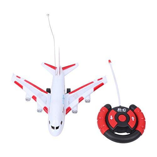Senoow Kid Airbus Air Bus Elektrisches Flugzeug Spielzeug Moving Flashing Lights Sounds Flugzeuge