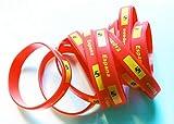 Pulsera de Silicona, Fontee 10pcs pulsera de silicona con Emoji bandera juguetes para los niños suministros del partido (Espana)