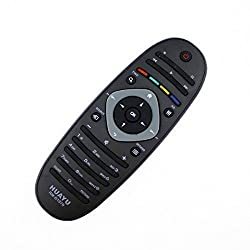 Ersatz Fernbedienung Universal mit allen Philips LED LCD TV Geräten Komplatibel - frustfreie Bedienung