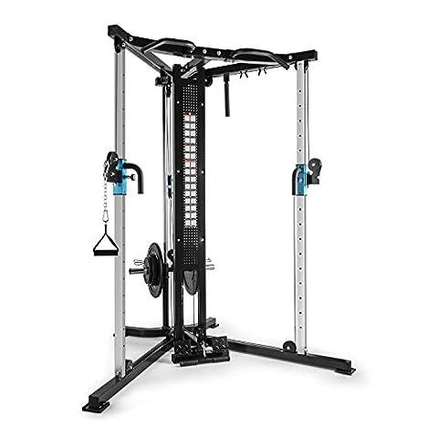 Capital Sports Oberbaum Station de musculation fitness complète (grande variété d