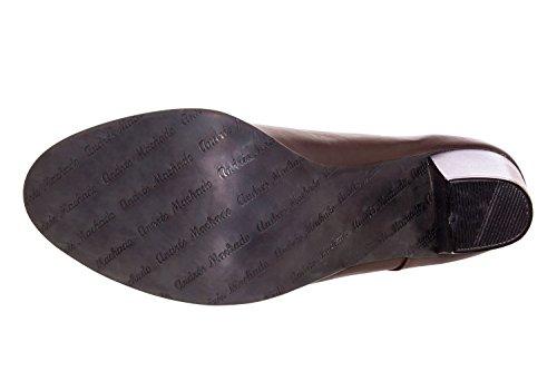 AM5050 - Andres Machado - Halbschuh Soft Taupe Soft Braun A/W15
