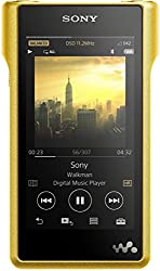 Sony Nw-wm1z High-resolution Audio Walkman (256 Gb Memory, S Master Hx Engine, Copper Case 10.2 Cm4 Inch Led Lcd Multi-touch Display) - Gold