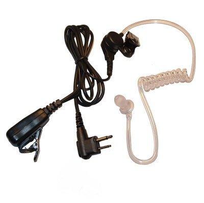 Schallschlauch Mikrofon Ohrhörer für Motorola CP040/GP300Serie (Funkgerät Ohrhörer Motorola)