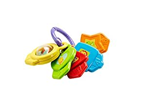 Mattel Fisher-Price CMY40 – Formen und Farben Schlüssel