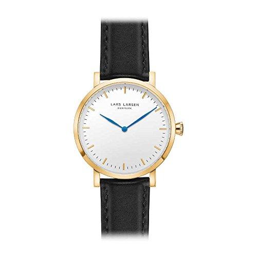 Lars Larsen Reloj de mujer 144GWBLL