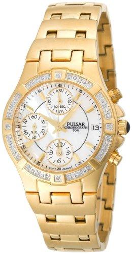Pulsar Damas Watch Pulsar Reloj PF8264